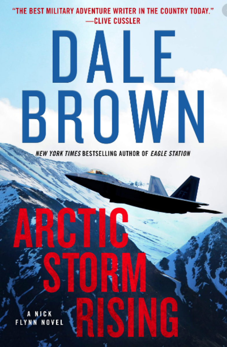 Arctic Storm Rising: A Nick Flynn Novel by Dale Brown