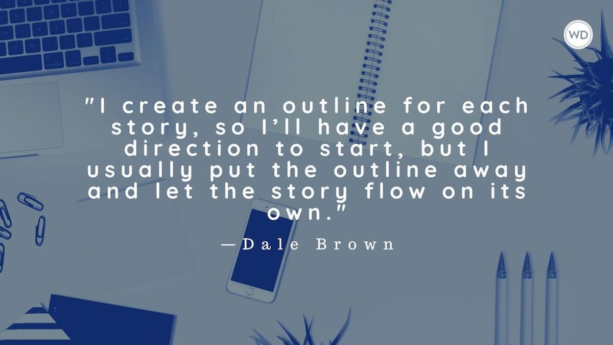 Dale Brown: On Giving Your Series a New Direction