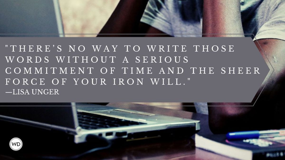 Productive Procrastination for Writers