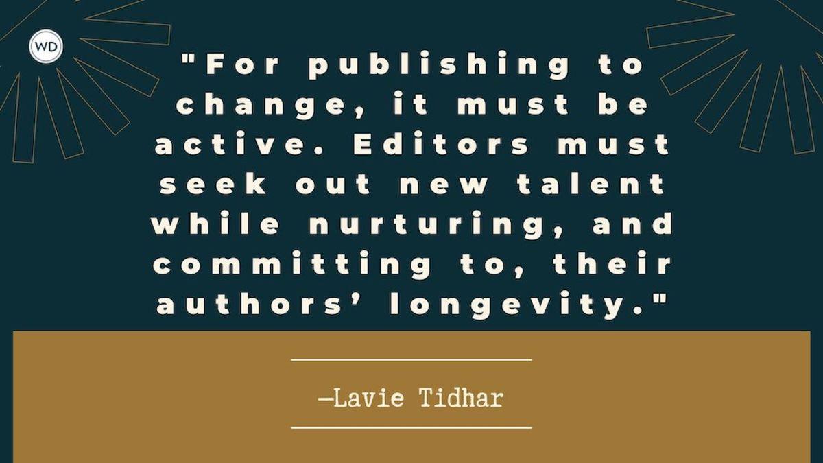 Lavie Tidhar