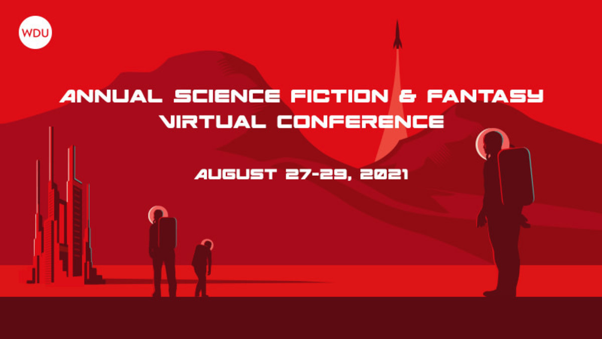 WDU Annual Science Fiction & Fantasy Virtual Conference