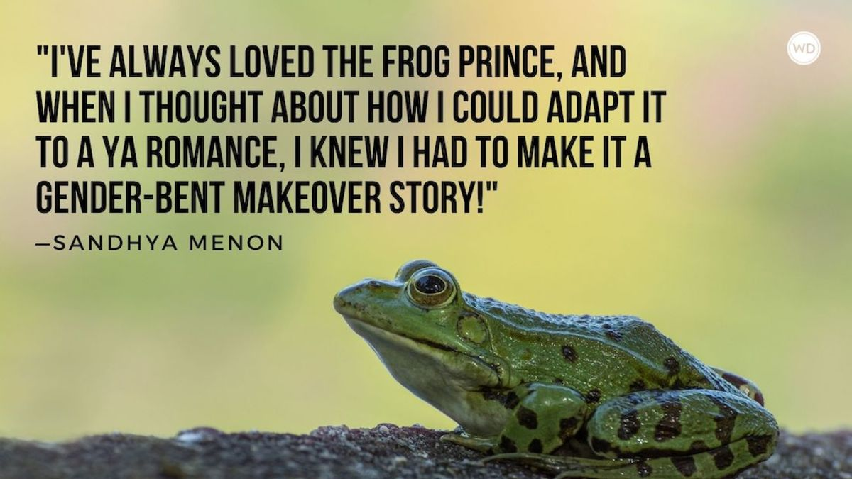 Sandhya Menon: On Reinventing a Classic Fairy Tale