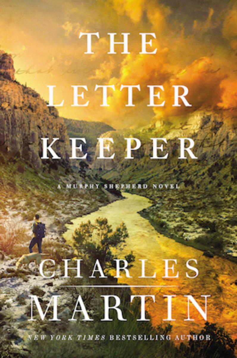The Letter Keeper: A Murphy Shepherd Novel by Charles Martin