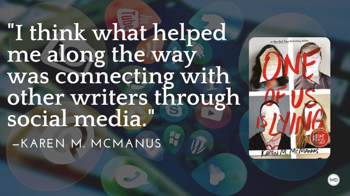 One of Us Is Lying: Karen M. McManus on Her Gripping Bestseller