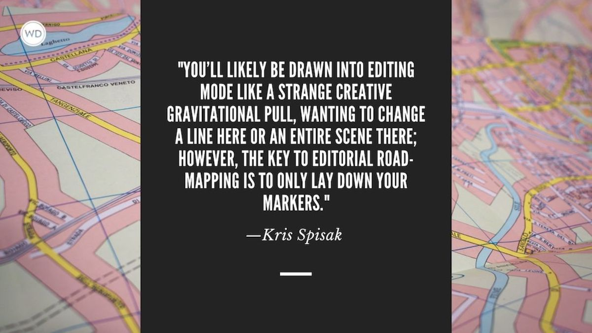 Editorial Road-Mapping: Start Your Self-Editing Process Here