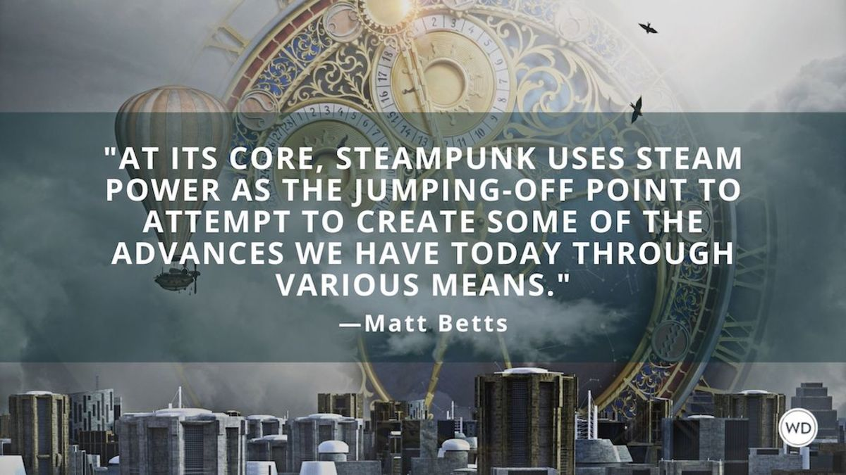 Everything You Would've Asked About Steampunk, Had You Known It Existed