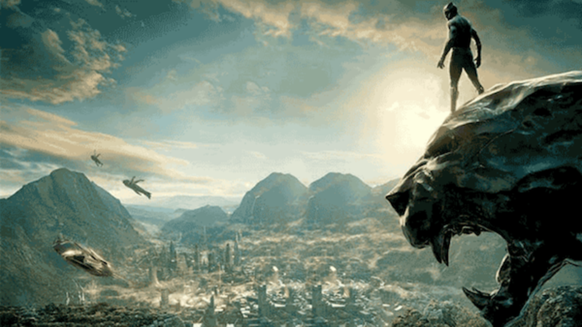 Screenwriters: Be the King (Or Queen) Of Your Own Wakanda