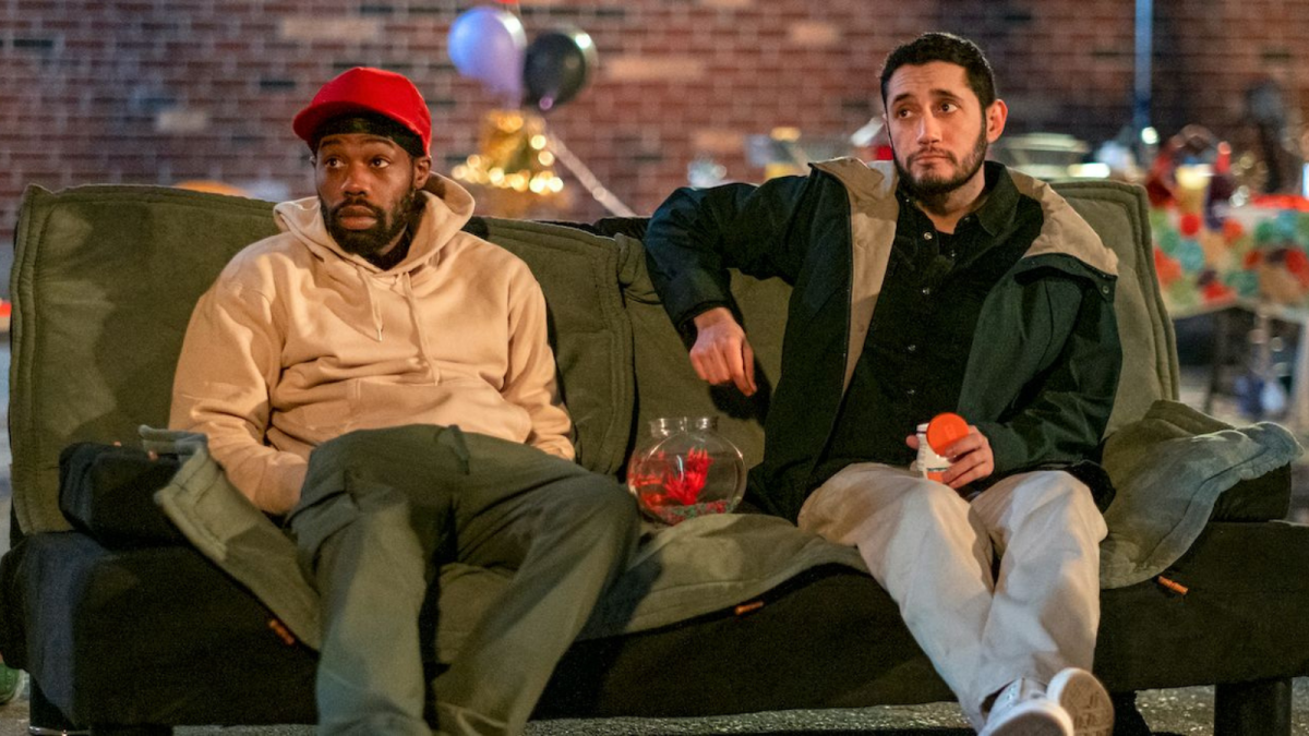 Interview with Flatbush Misdemeanors Co-Creator and Star Dan Perlman