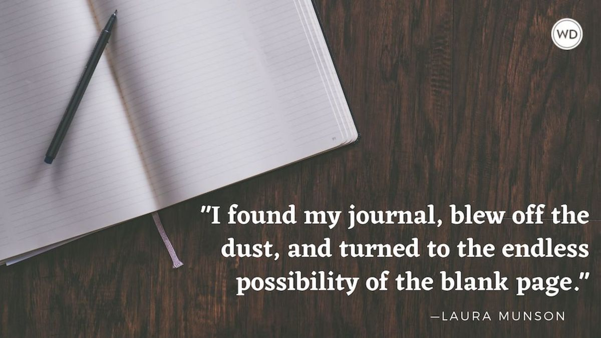 How Personal Writing and Journaling Is Good for the Soul and Why Your Journal Is Your Soul Mate