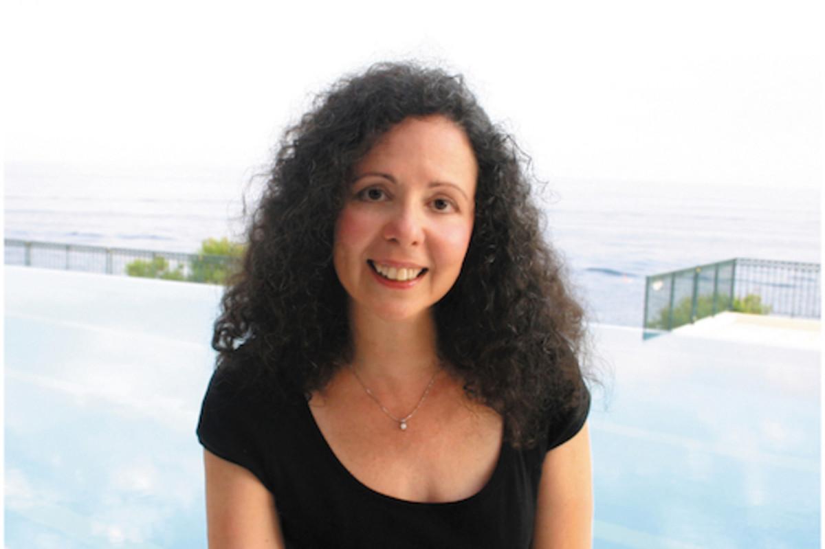 Camille Aubray (photo credit: Umberto Marcenaro)