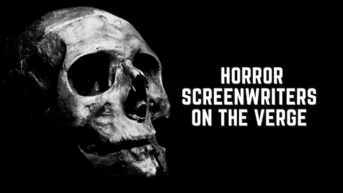 Horror Screenwriters on the Verge Spotlights Screenwriter Jeremiah Lewis