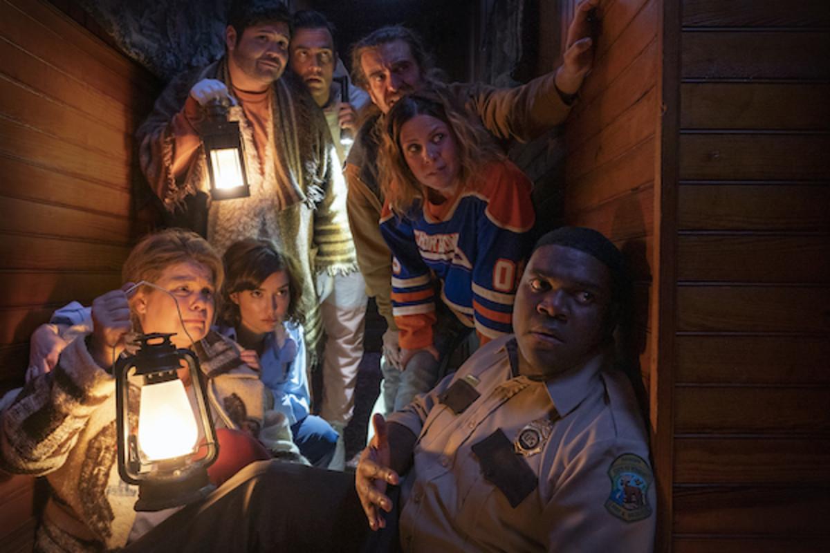 Sitting Around the Campfire with Werewolves Within Screenwriter Mishna Wolff and Director Josh Ruben
