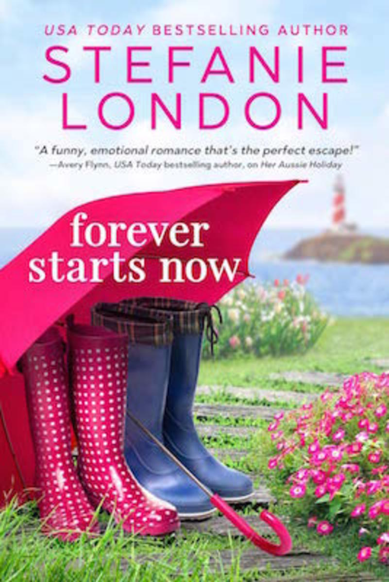 Forever Starts Now by Stefanie London