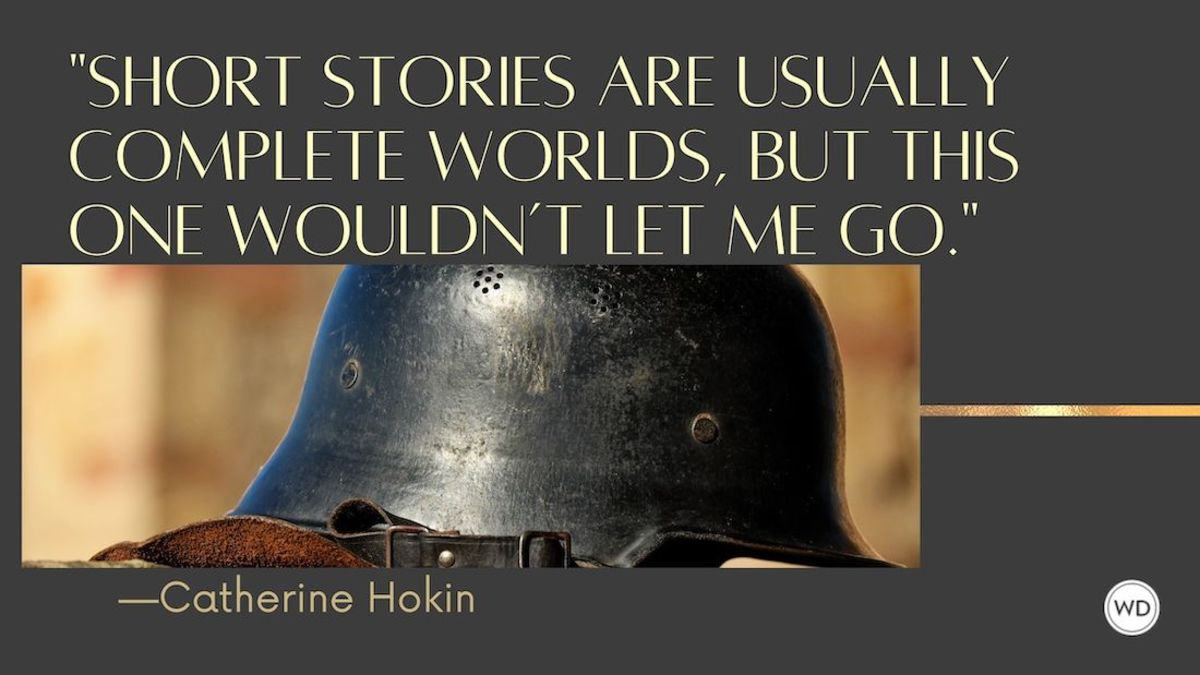 Catherine Hokin: On Following Your Story