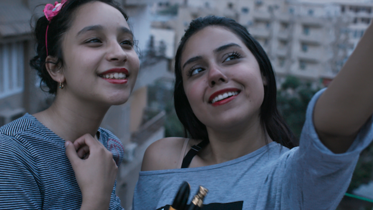 Interview with Souad Egyptian Filmmaker Ayten Amin