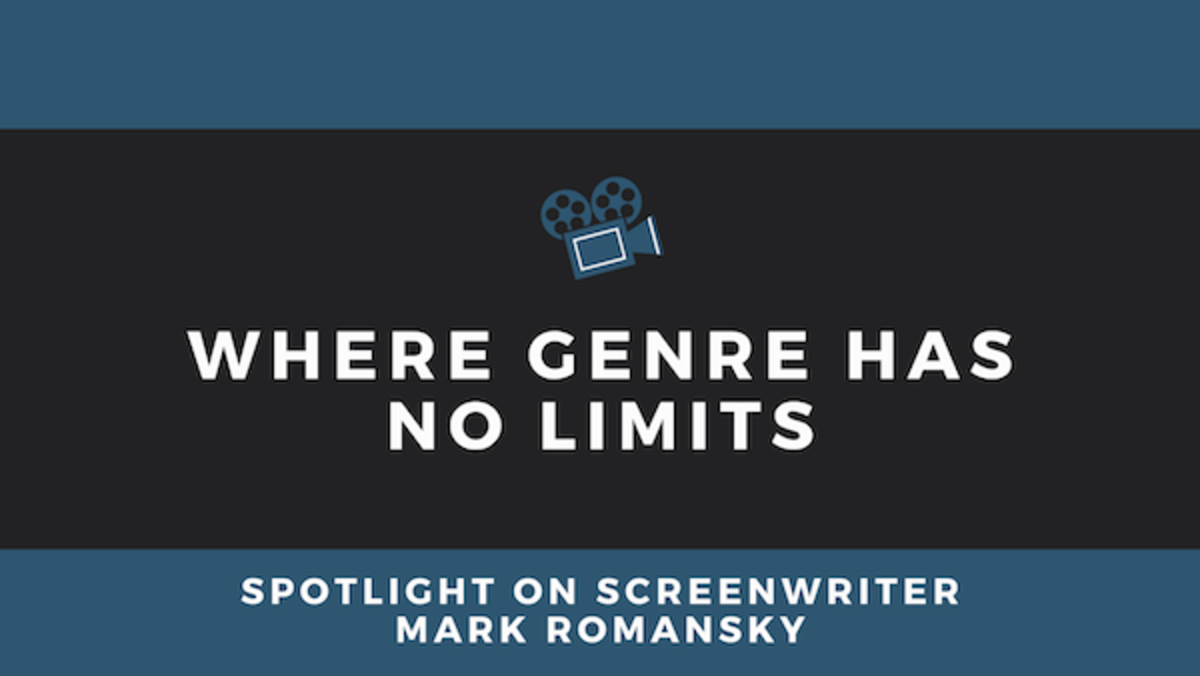 Where Genre Has No Limits: Spotlight on Screenwriter Mark Romansky