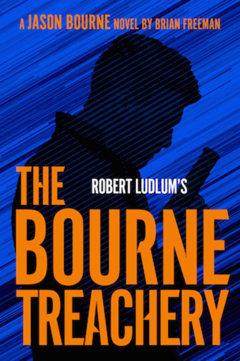The Bourne Treachery: A Jason Bourne Novel by Brian Freeman