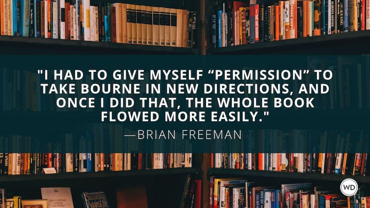 """Brian Freeman: On """"Rebooting"""" Another Writer's Legacy"""