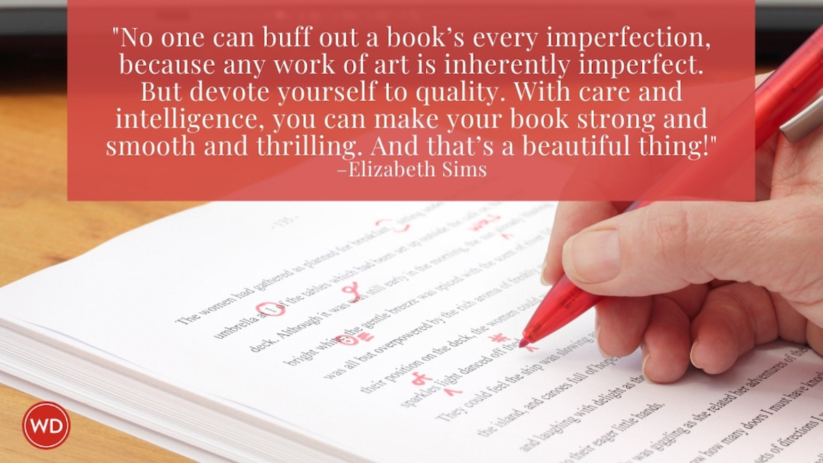 100 Ways to Buff Your Book