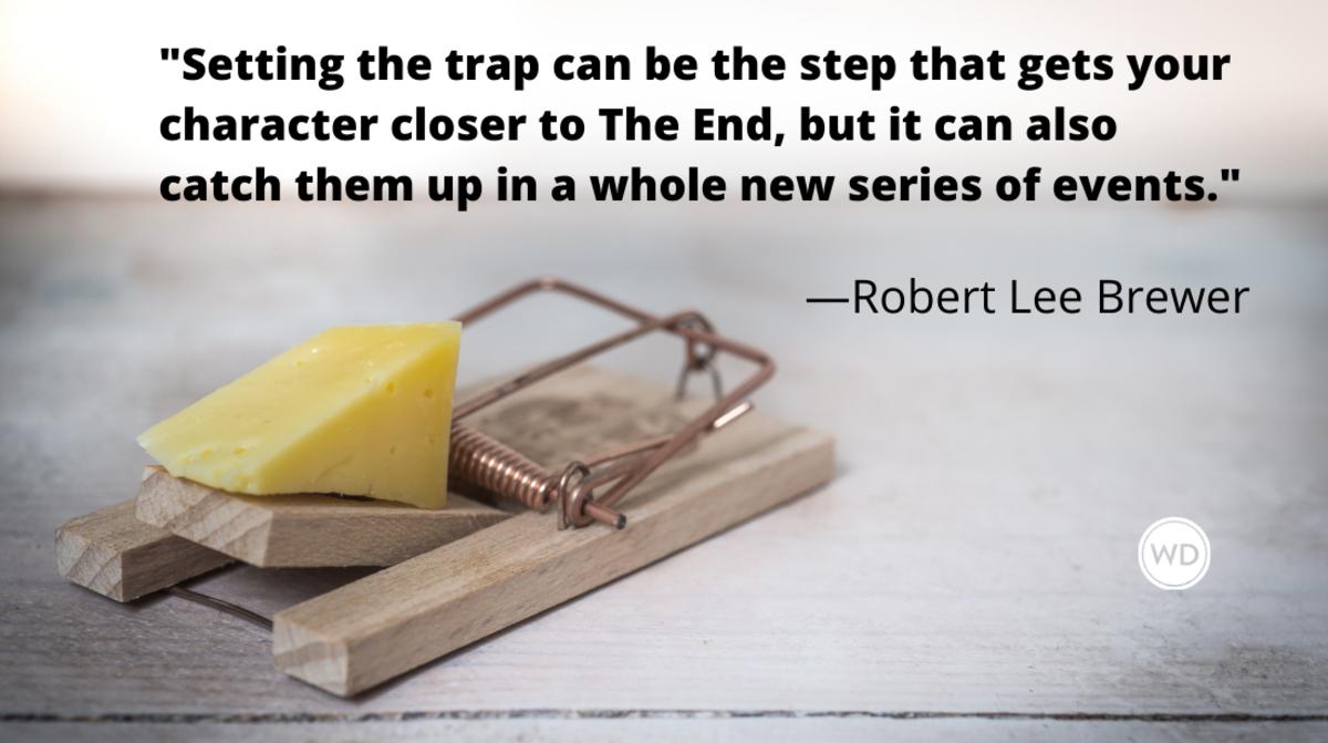 Plot Twist Story Prompts: Set a Trap