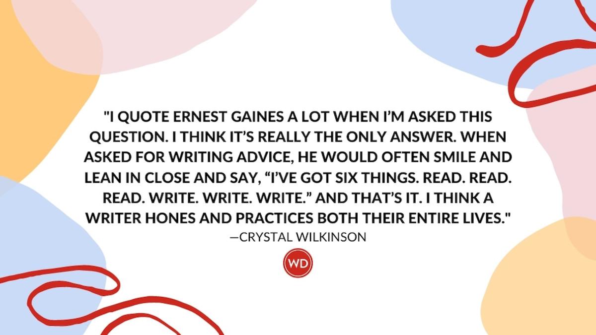 Crystal Wilkinson: On The Vulnerability of Memoir Writing