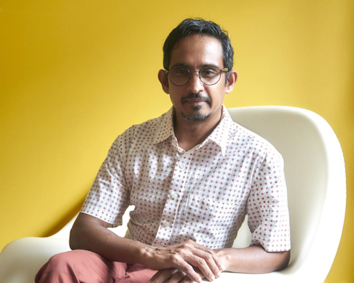 Nawaaz Ahmed: On Personal Identity in Literary Fiction