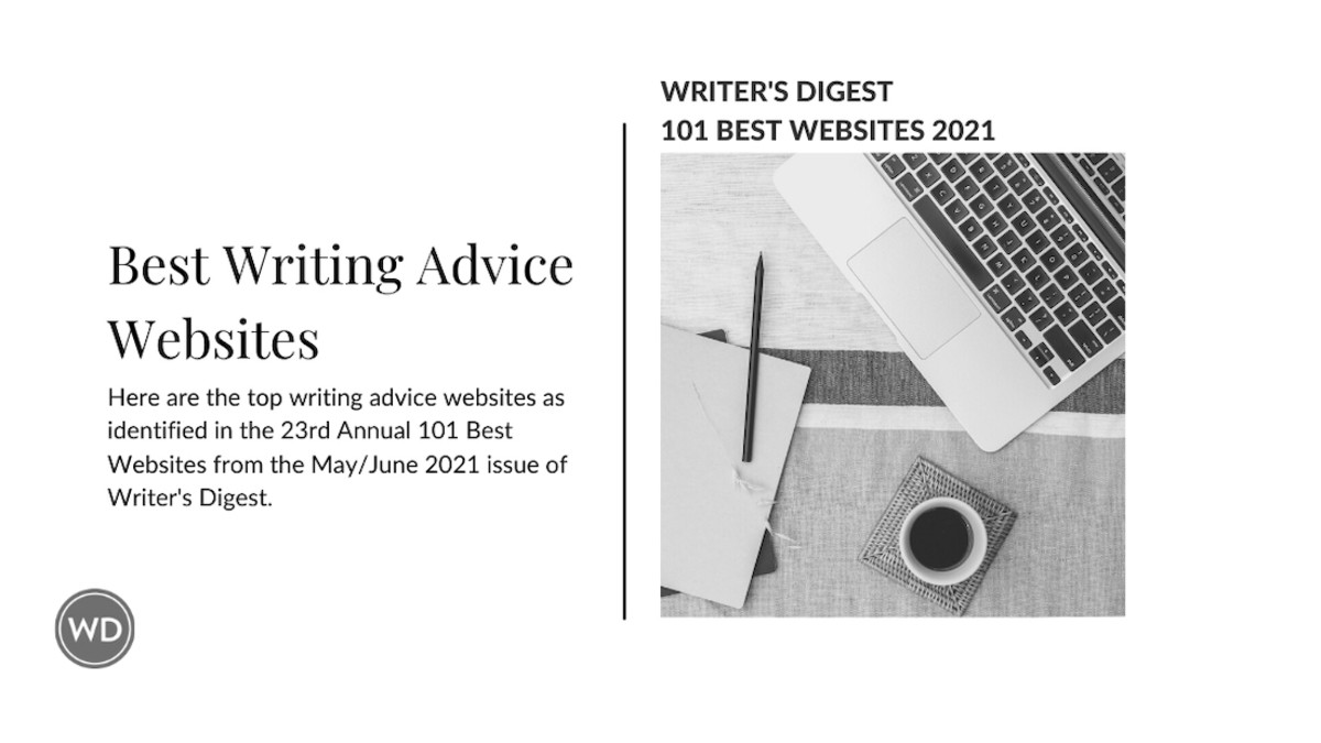 Writer's Digest Best Writing Advice Websites for Writers 2021