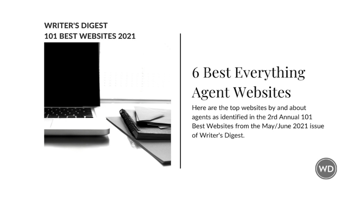 6 Best Everything Agent Websites for Writers 2021