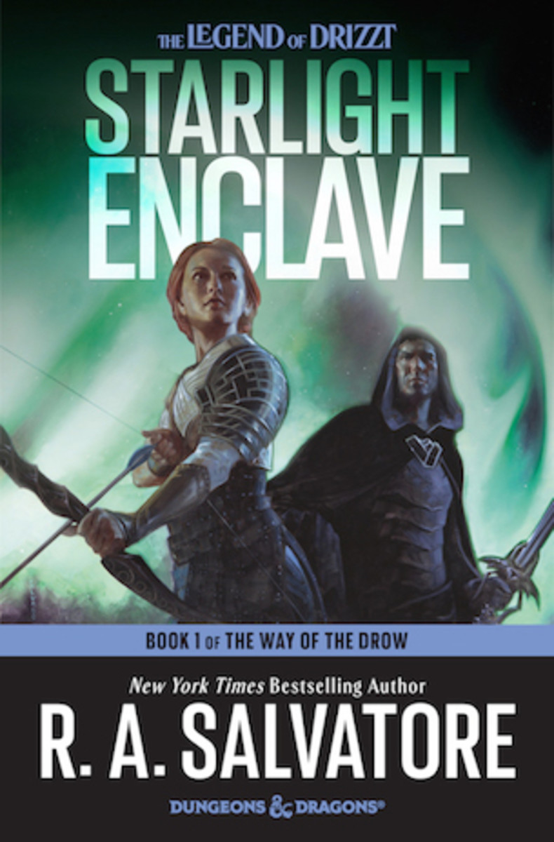 R.A. Salvatore: On Building Worlds in Fantasy Fiction