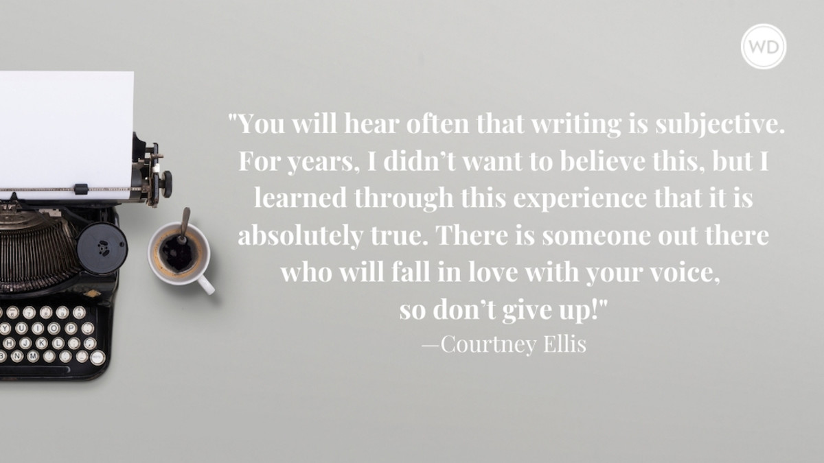 Courtney Ellis: On How Writing for Fun Lead to New Perspectives