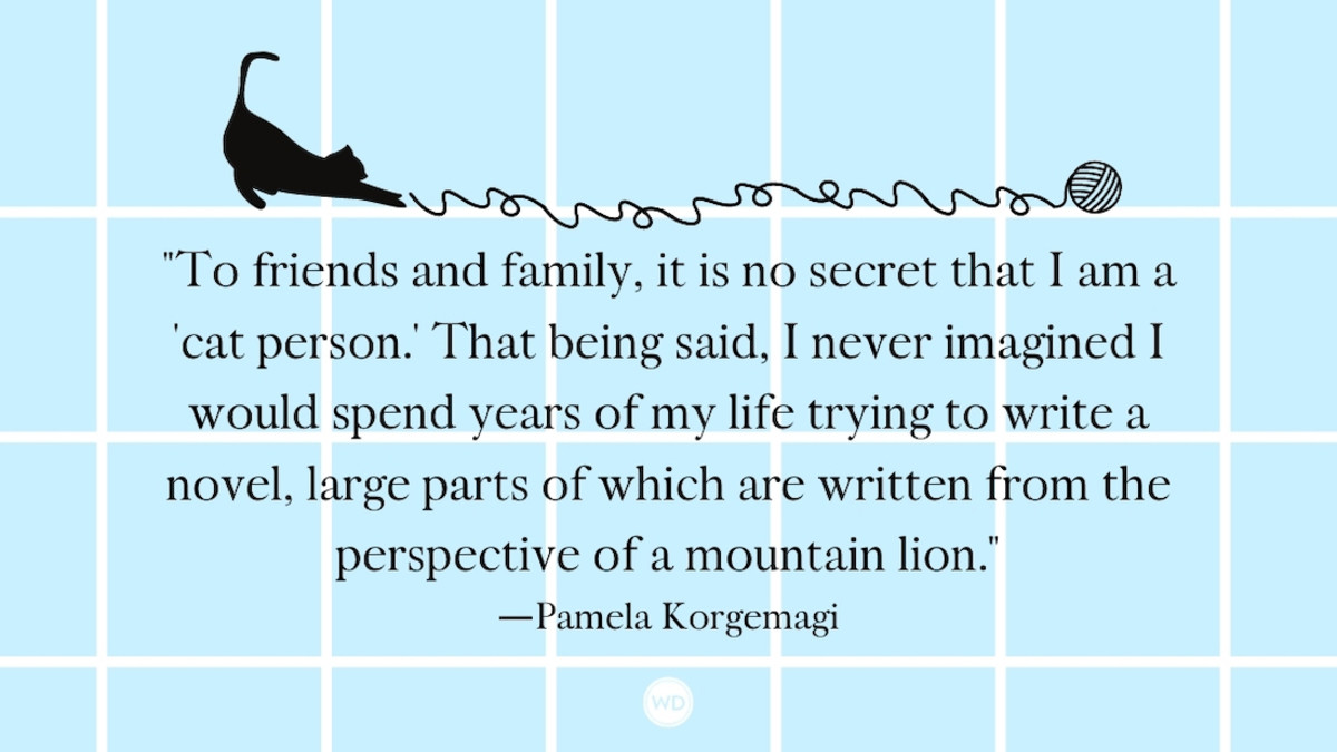 What It's Like to Write From the Perspective of an Animal