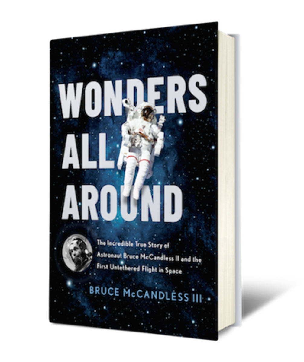 Bruce McCandless III: On Remembering His Father Through Memoir