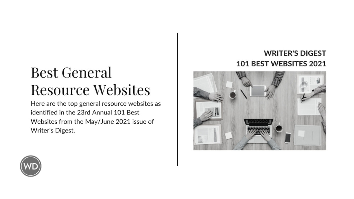 9 Best General Resources Websites for Writers 2021