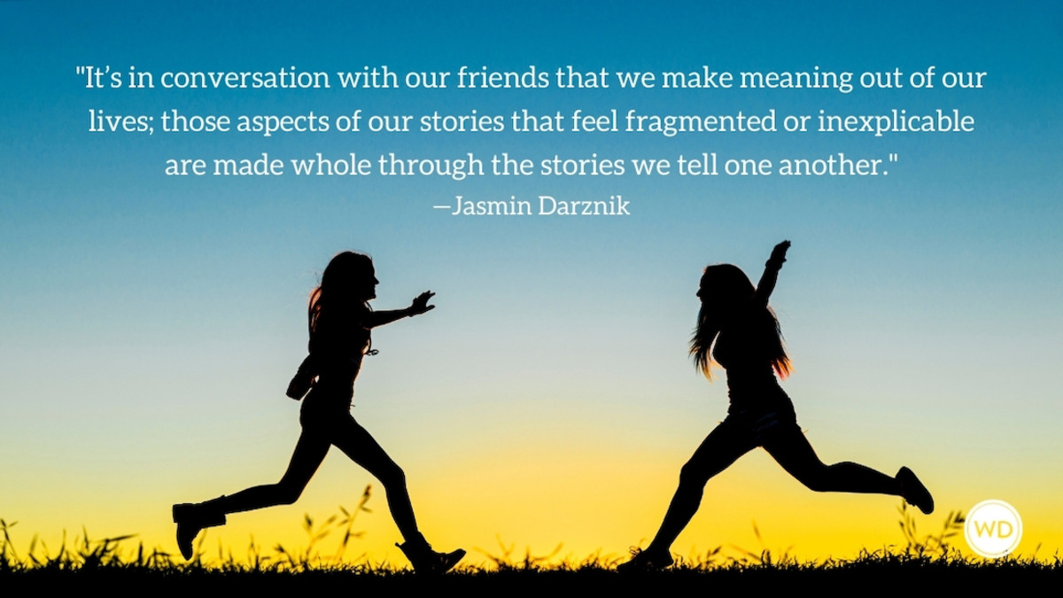 3 Tips for Writing Female Friendships in Fiction