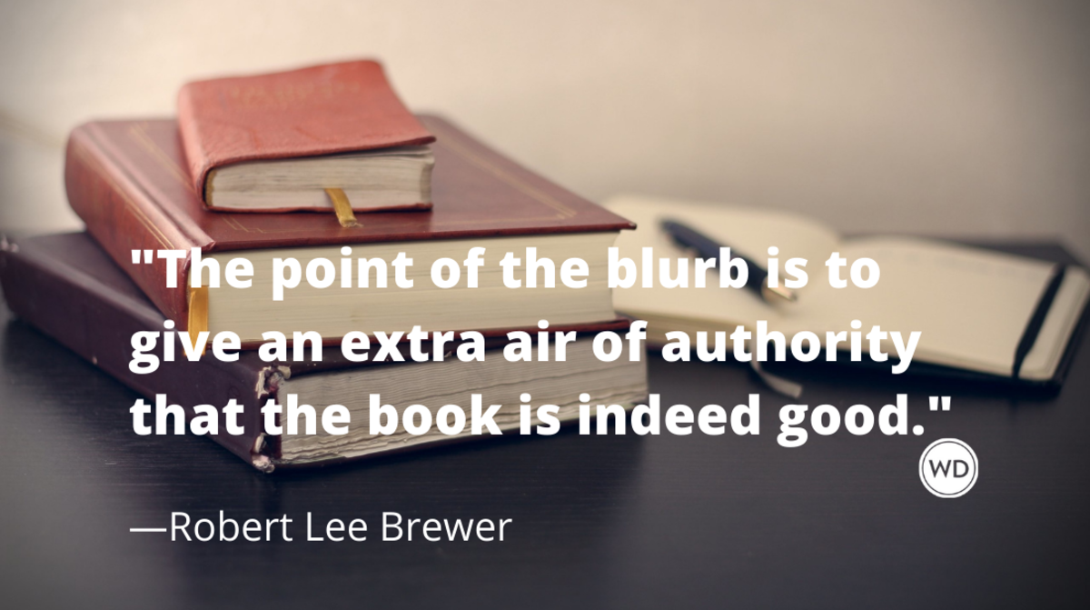 How Do Writers Ask for Blurbs for Their Books?