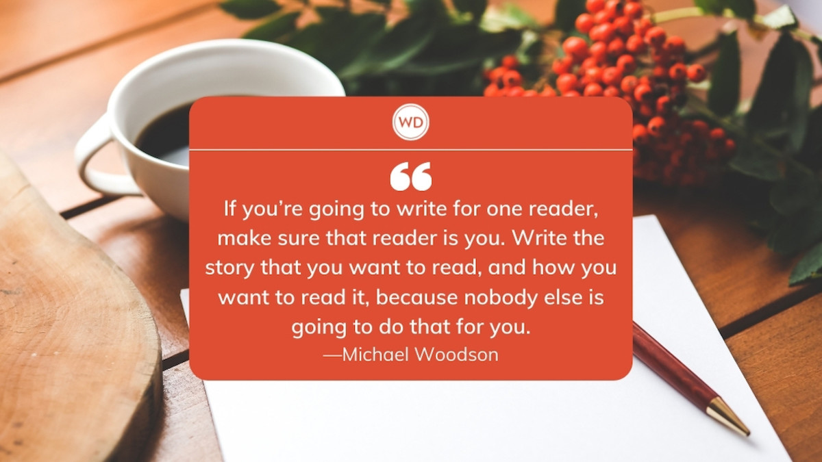Writing Mistakes Writers Make: Writing for One Person