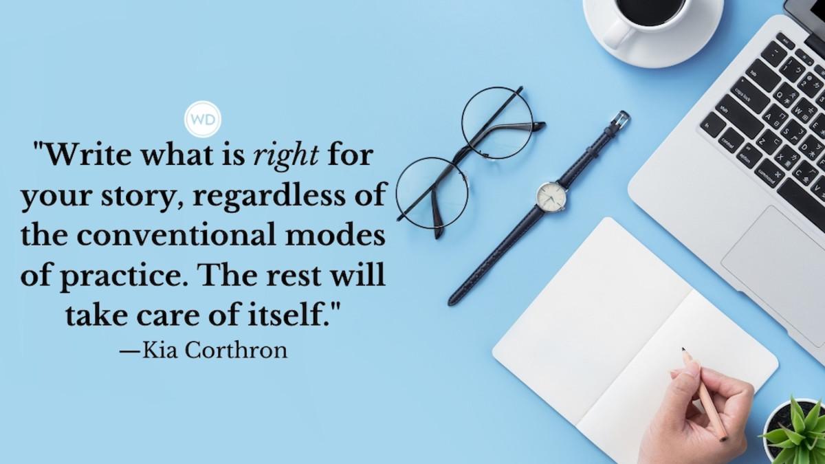 Kia Corthron: On Writing Epic Novels