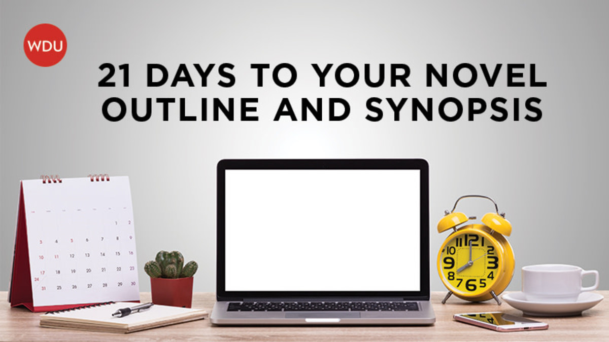 21 Days to Your Novel Outline and Synopsis