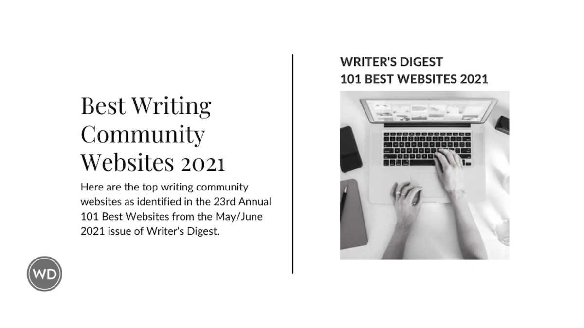 Writer's Digest's Best Writing Community Websites 2021