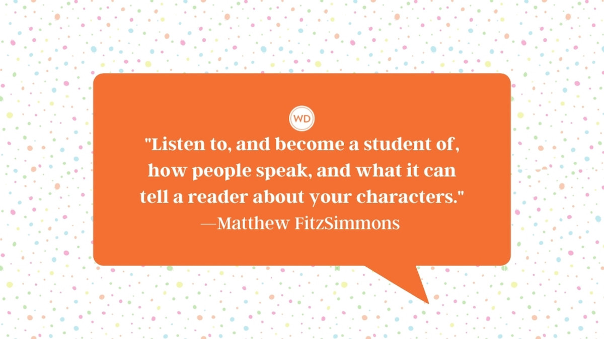 5 Tips for Improving Your Dialogue in Fiction