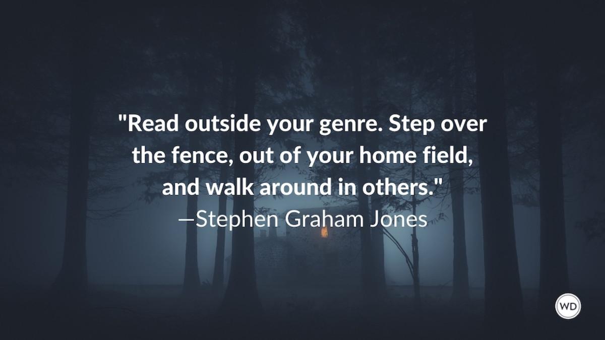 Stephen Graham Jones: On Paying Homage to Horror