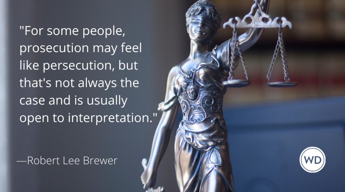 Persecution vs. Prosecution (Grammar Rules)