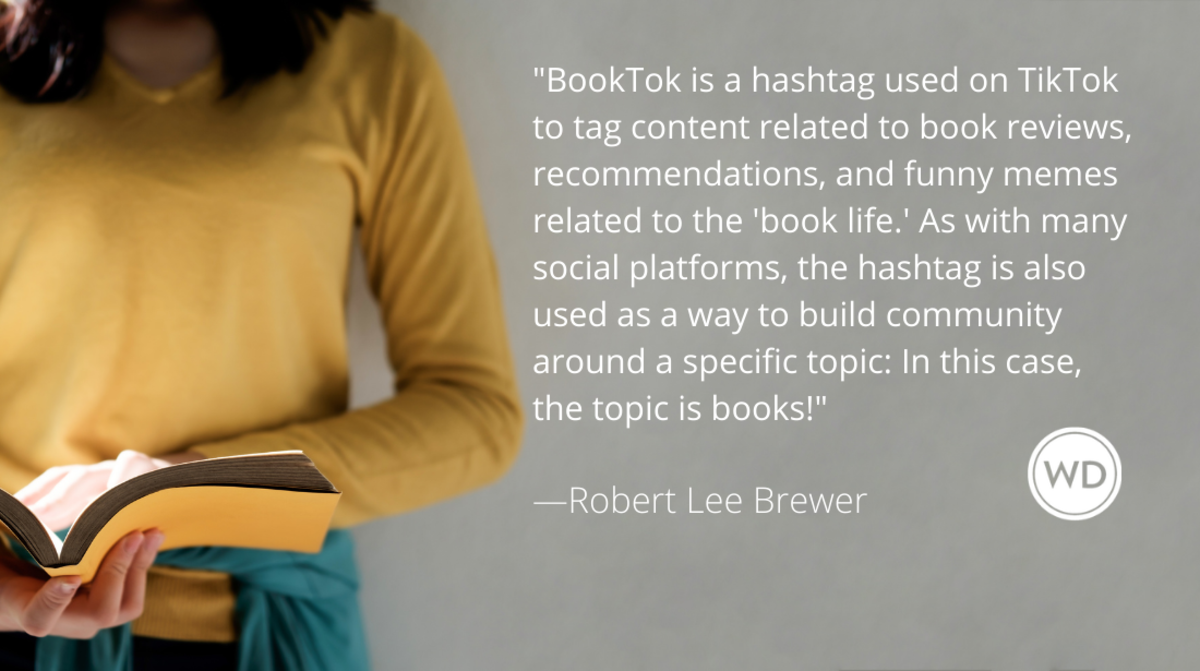 What Is BookTok and Why Should Writers Care?