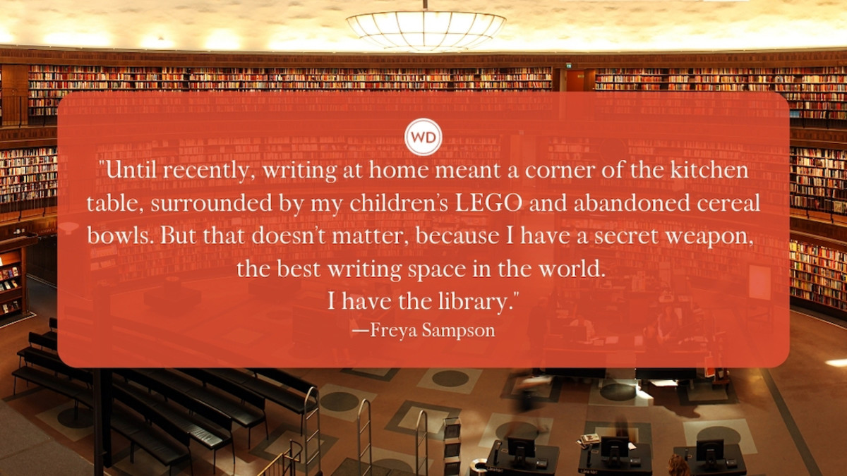 5 Reasons for Writers to Check Out Their Local Library (Beyond Checking Out Books)