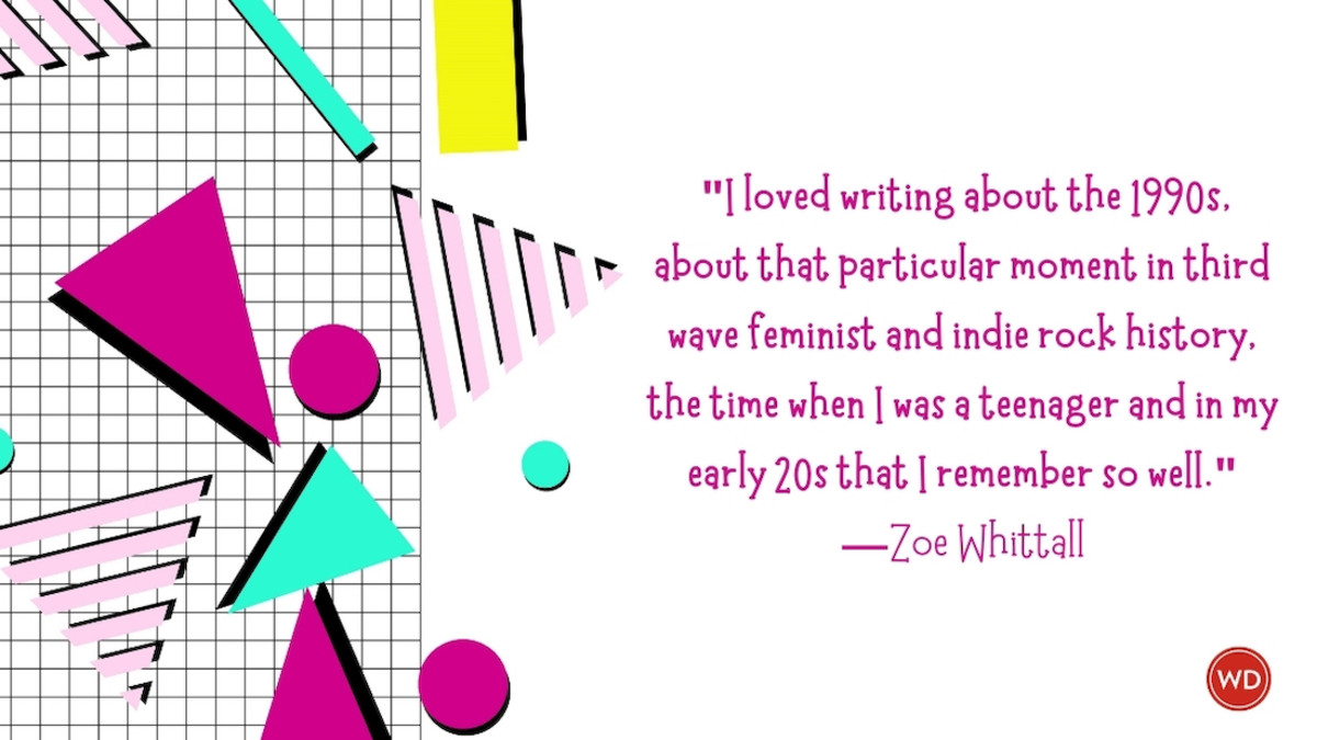 Zoe Whittall: On Personal Change in Literary Fiction