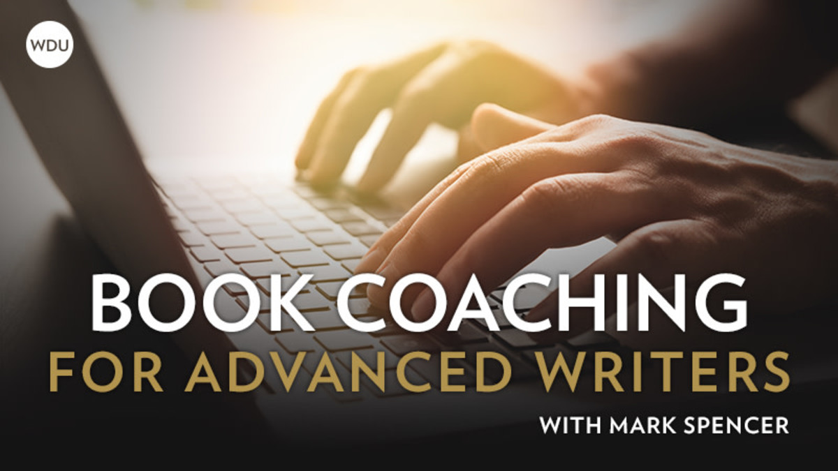 Book Coaching for Advanced Writers